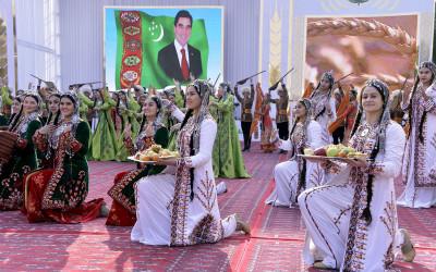 ГК «АгроХимПром» внесла свой вклад в развитие сельского хозяйства Туркменистана. Итоги «Праздника урожая-2018»
